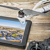 Drone tablet