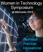 Women in Technology Symposium at InfoComm 2013