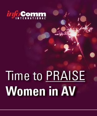 Time to PRAISE Women in AV