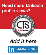 Add CTS to your LinkedIn profile (banner)
