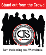 CTS | Stand out from the crowd
