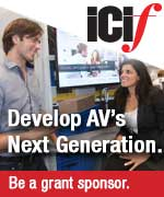 ICIF | Develop AV's Next Generation