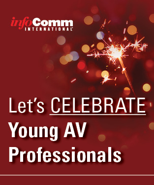 Let's CELEBRATE Young AV Proressionals
