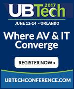 UBTech 2017 | Where AV and IT Converge