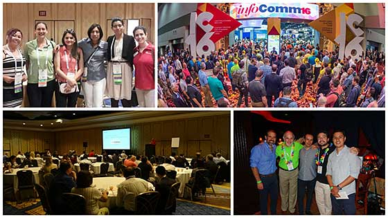 InfoComm 2016: Latin America